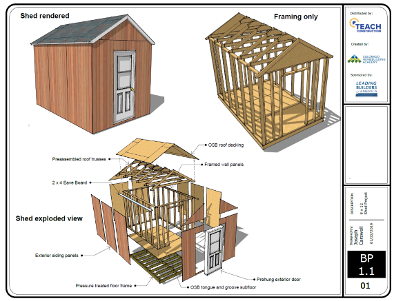 Shed - Build Project Image
